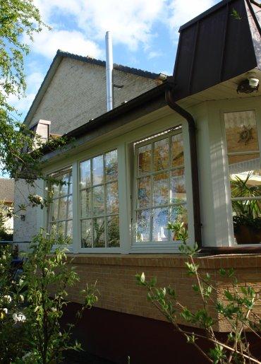 Wintergärten und Terrassenüberdachungen (3)